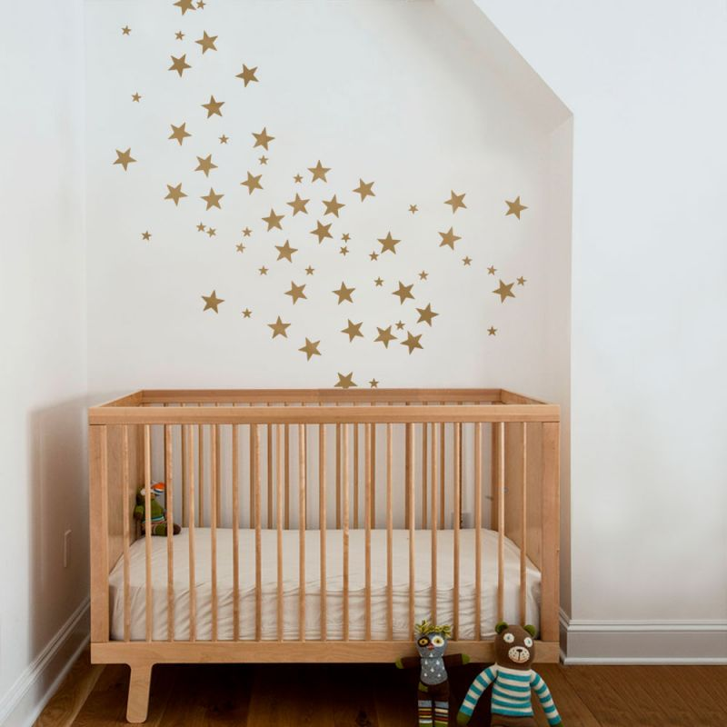 Small Stars Wall Decal