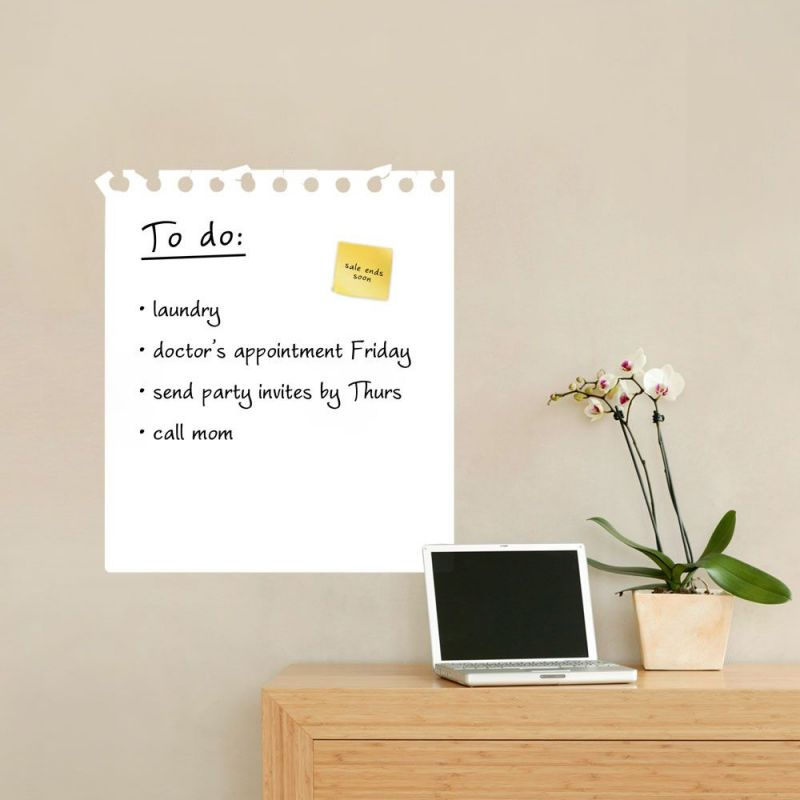 Memo Wall Decal - Dry Erase