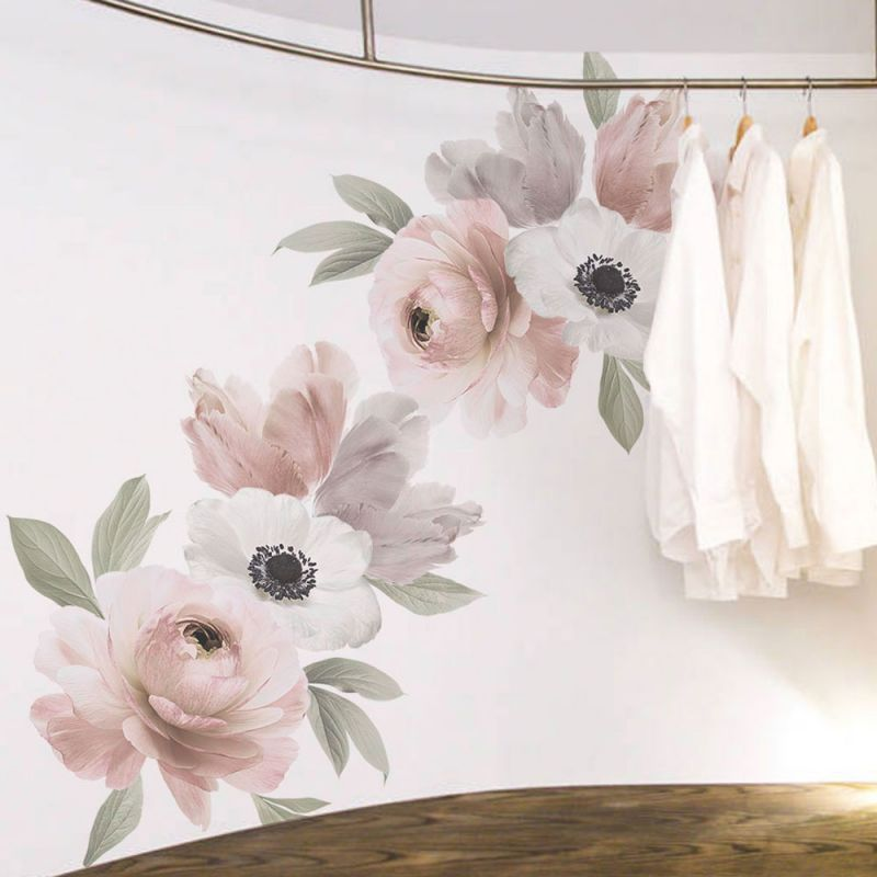Floral Wall Sticker