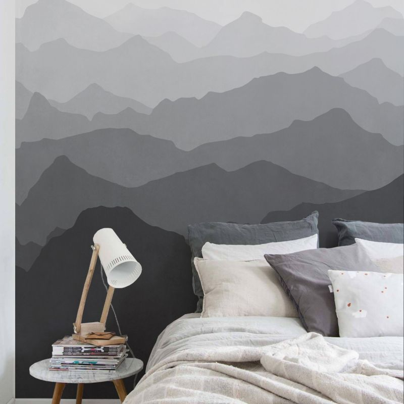 Mountain Wallpaper Wall Art
